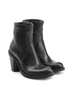 Fiorentini & Baker | Leather Ankle Boots Gr. It 36