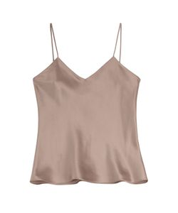 Etro   Satin Camisole With Emroidery Gr. It 38