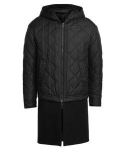 Neil Barrett | Layered Quilted Jacket Gr. Eu 48
