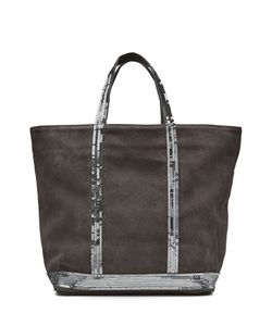 Vanessa Bruno | Suede Tote With Sequin Embellishment Gr. One Size