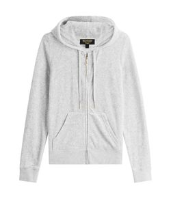 Juicy Couture | J Bling Velour Hoodie Gr. S