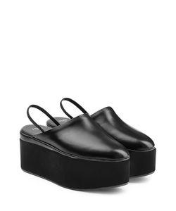 Fendi | Leather Platforms Gr. It 37
