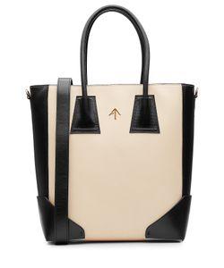 Manu Atelier | Leather Shopper Gr. One Size