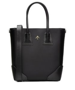 Manu Atelier   Leather Shopper Tote Gr. One Size
