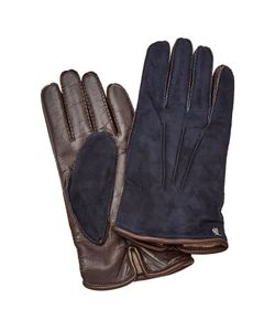 Tods | Suede And Leather Gloves Gr. M