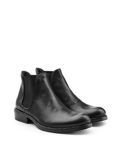 Fiorentini & Baker | Leather Chelsea Boots With Tonal Trim Gr. Eu 40
