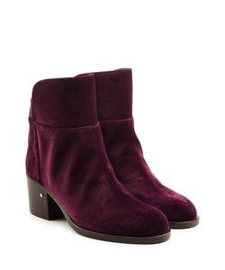 Laurence Dacade | Velvet Ankle Boots Gr. It 37