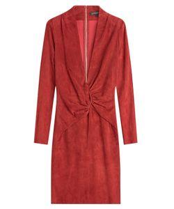 Jitrois | Suede Dress Gr. Fr 36