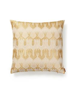Missoni Home | Ormond Cushion In Gold 40x40cm Gr. One Size