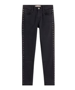 Current/Elliott | Skinny Jeans With Stud Embellishment Gr. 25