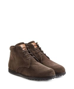 Ludwig Reiter | Suede Ankle Boots Gr. Eu 40