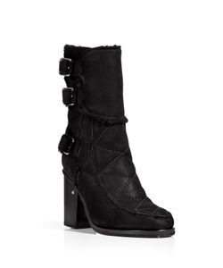 Laurence Dacade | Shearling Lined Ankle Boots Gr. 36