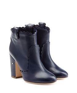 Laurence Dacade | Leather Ankle Boots Gr. It 36