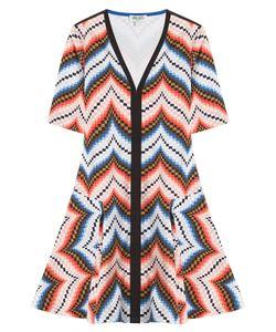 Kenzo | Printed Cotton Dress Gr. S