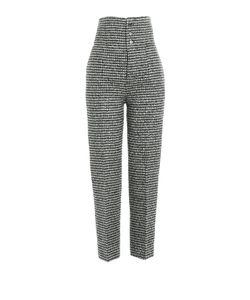 Joseph | High Waisted Alpaca Wool Pants Gr. Fr 40