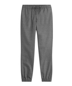 Michael Kors Collection | Wool Flannel Sweatpants Gr. 34