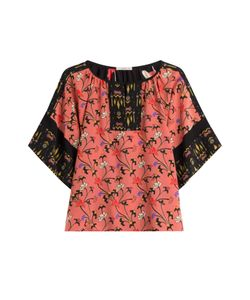 Etro | Printed Silk Top Gr. It 40