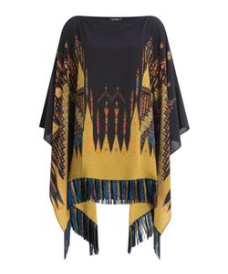 Etro   Printed Silk Tunic Gr. One Size