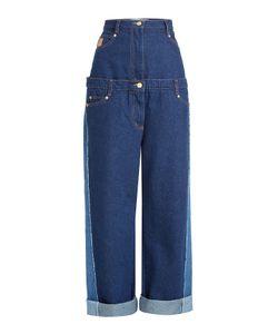 Natasha Zinko   High-Waist Double Jeans Gr. Fr 38