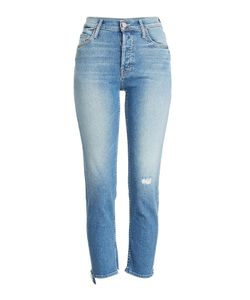 Mother   Cheeky Cropped Jeans Gr. 27