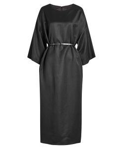 Jil Sander | Dress With Linen Gr. De 38