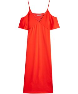 T by Alexander Wang | Dress With Cut-Out Shoulders Gr. Us 2