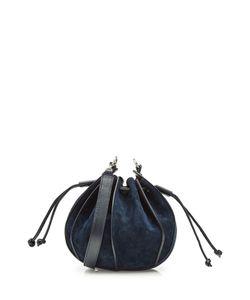 Jil Sander   Suede Shoulder Bag Gr. One Size
