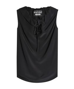 Boutique Moschino | Sleeveless Blouse With Silk Gr. It 40
