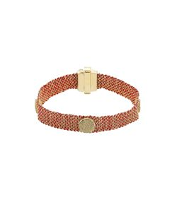 Carolina Bucci | 18 Carat Gold And Silk Woven Bracelet Gr. One Size