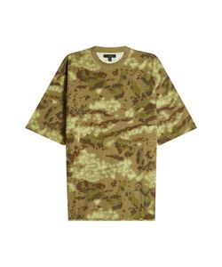 Yeezy | Printed Cotton T-Shirt Gr. S