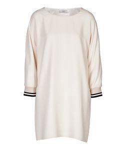Bouchra Jarrar   Ivory Dress Gr. Fr 36