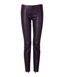 Jitrois | Leather Calecon Leggings Gr. Fr 38