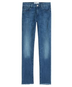 Seafarer | Oyster Cropped Jeans Gr. 29