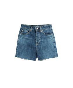 Alexa Chung for AG | Cut-Off Denim Shorts Gr. 29