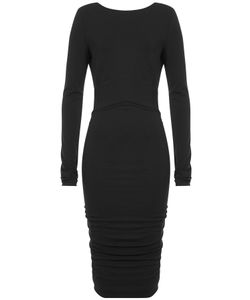 Alexandre Vauthier | Jersey Dress With Cut-Out Back Gr. Fr 38