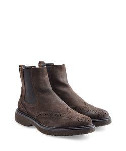 Hogan | Suede Ankle Boots Gr. Uk 8.5