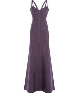Hervé Léger   Floor Length Bandage Dress Gr. Xs