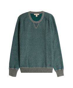 Burberry Brit | Wool-Cotton Pullover Gr. L