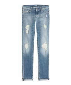 Seven for all Mankind | Distressed Jeans Gr. 32