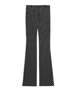 Roberto Cavalli   Printed Cotton Flares Gr. It 38