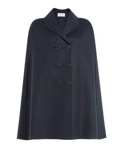 Valentino | Virgin Wool Cape Gr. It 46