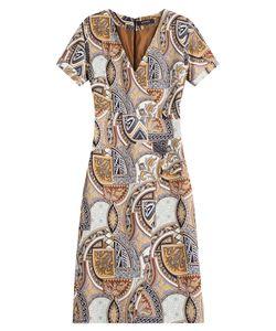 Etro | Printed Sheath Dress Gr. It 42