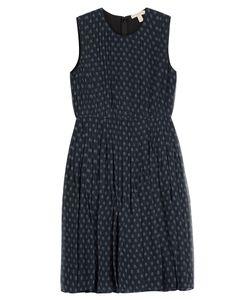 Burberry Brit | Printed Silk Dress Gr. Uk 6