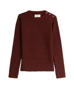 Zadig & Voltaire | Pullover With Statement Buttons Gr. M
