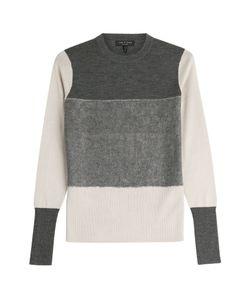 Rag & Bone | Colorblock Wool Pullover Gr. M