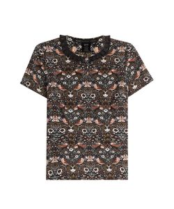 Marc by Marc Jacobs | Printed Top With Collar Gr. S