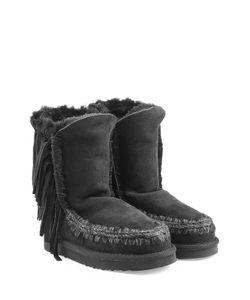 Mou | Eskimo Short Sheepskin Boots Gr. Eu 41