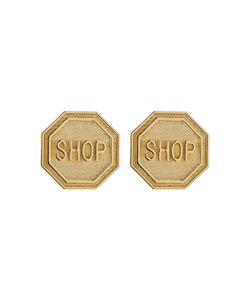 Moschino | Statement Earrings Gr. One Size