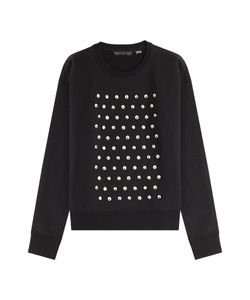 Marc by Marc Jacobs x Disney | Googley Eye Embellished Cotton Sweatshirt Gr. Xs