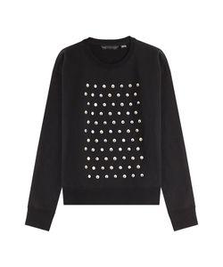 Marc by Marc Jacobs x Disney | Googley Eye Embellished Cotton Sweatshirt Gr. Xs